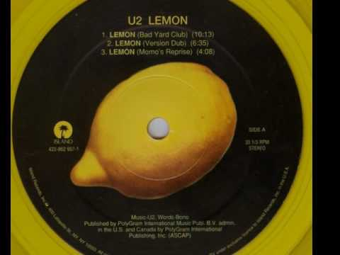 U2 - Lemon (Momo's Reprise)