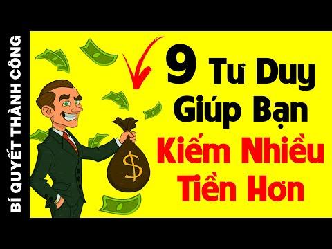 Muốn làm giàu nhất định phải thay đổi ngay 9 tư duy này - Bài Học Thành Công