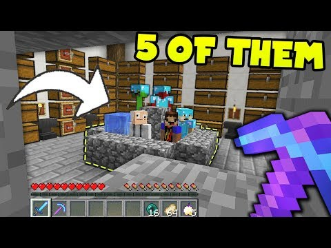 RICH RAID BUT EVERY SINGLE PLAYER WAS AFK!   Minecraft FACTIONS #397