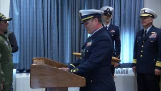 Change of Command USCG LORAN Station Attu, Alaska.mov