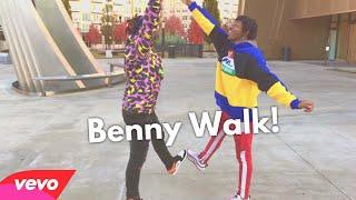 Benny Walk Challenge Dance King Imprint Yvng Homie King Imprint MP3