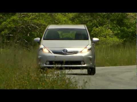 Road Test: 2012 Toyota Prius V