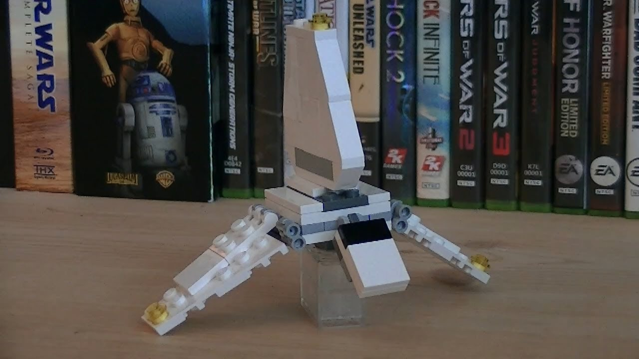 Lego Star Wars 30246 Imperial Shuttle NEW