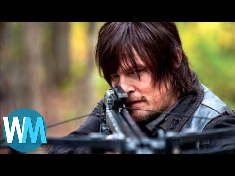 Top 10 Most Badass Daryl Dixon Moments