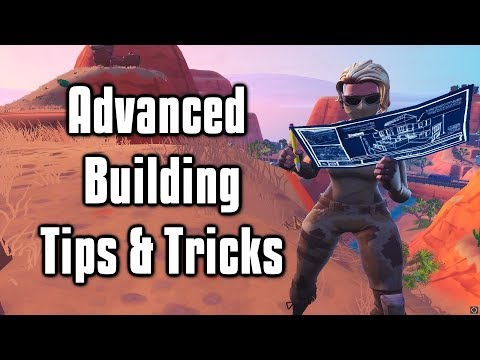 Advanced Building Tips and Tricks - The Hardest Building Techniques In Fortnite!