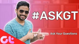 #ASKGT | Lets Begin Tech Q&A with GT HINDI