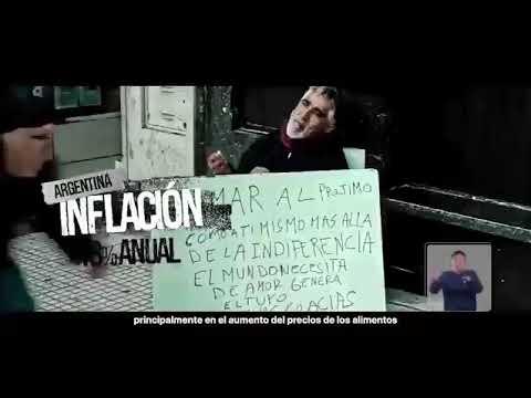 """Evo Morales hizo campaña con la crisis argentina: """"¿Quieres eso para Bolivia?"""""""