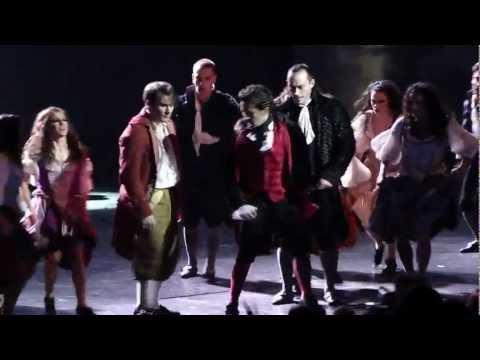 DERNIERE/1789, les amants de la Bastille - A quoi tu danses (intégrale) - Sébastien Agius
