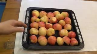 Как сделать пастилу из яблок? - видео Ольги Пряниковой