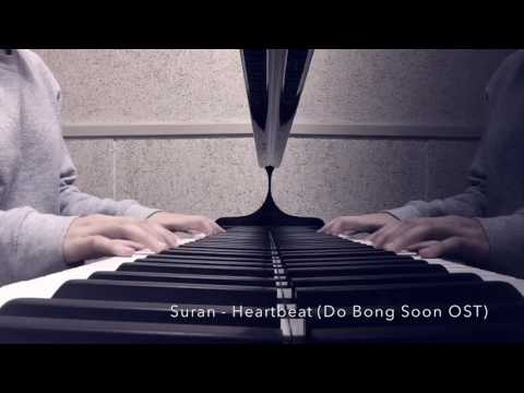 Suran (수란)- Heartbeat ( Piano Cover ) (Strong Woman Do Bong Soon ost)