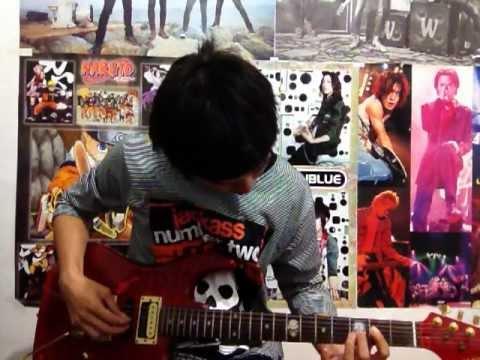 X Japan 紅{Kurenai}Guitar{Cover}
