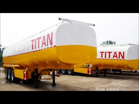 oil transportation tank truck/heavy fuel oil truck tanker