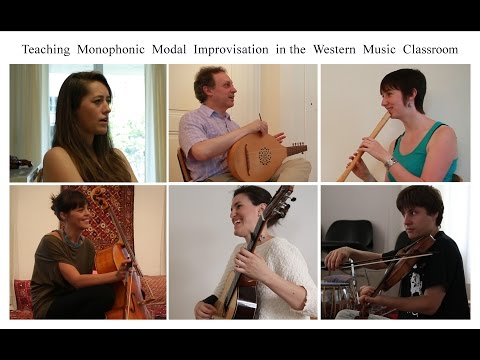 Teaching Monophonic Modal Improvisation in the Western Music Classroom