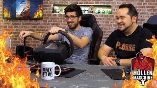 Forza Horizon 4 mit AlexiBexi auf der Höllenmaschine X mit Profi-Lenkrad von Fanatec für 2000€!