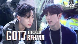 [BE ORIGINAL] GOT7 'Crash & Burn, Thursday' (Behind) (ENG SU…