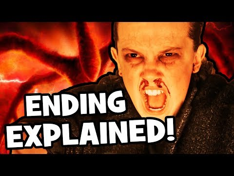 Download Youtube: Stranger Things Season 2 ENDING EXPLAINED + Season 3 Theory