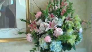 Springfield Country Club Wedding Flowers