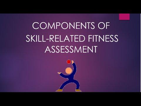 Skill Related Fitnessessment