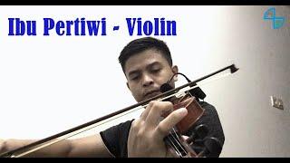 Ibu Pertiwi - Violin Cover by Argo Binantoro
