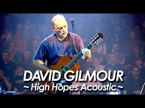 PINK FLOYD:DAVID GILMOUR 『High Hopes...