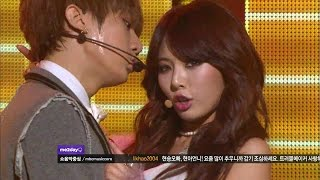【TVPP】Trouble Maker - Trouble Maker, 트러블 메이커 - 트러블 메이커 @ Special Stage, Music Core Live
