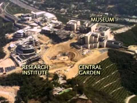 Image result for underground  getty center