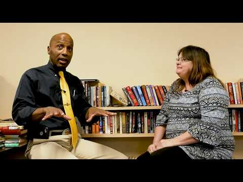 Texas State Representative James White explains DSNAP program