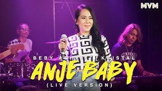 Beby Acha ft. Kristal - Anje Baby (Official Live)