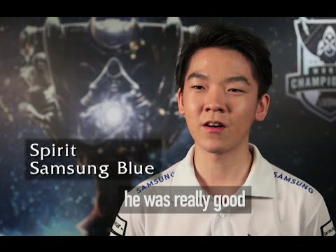 Pro players talk about Hai being the first to reach Challenger in Korean Solo Queue! | S4 Worlds