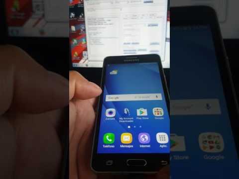 Liberar Samsung On5 Tracfone - YT