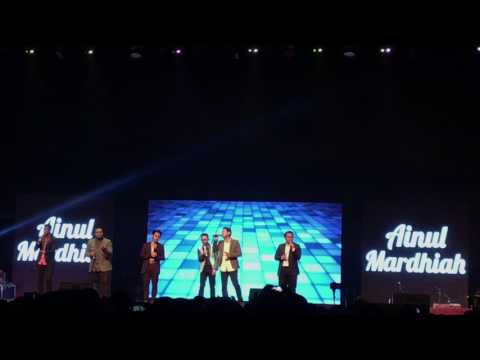 Konsert REUNIC (UNIC) - Ainul Mardhiah LIVE