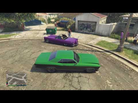 """Grand Theft Auto 5 Online """"Cruising Down The Street In My 64"""" (Ps4)"""