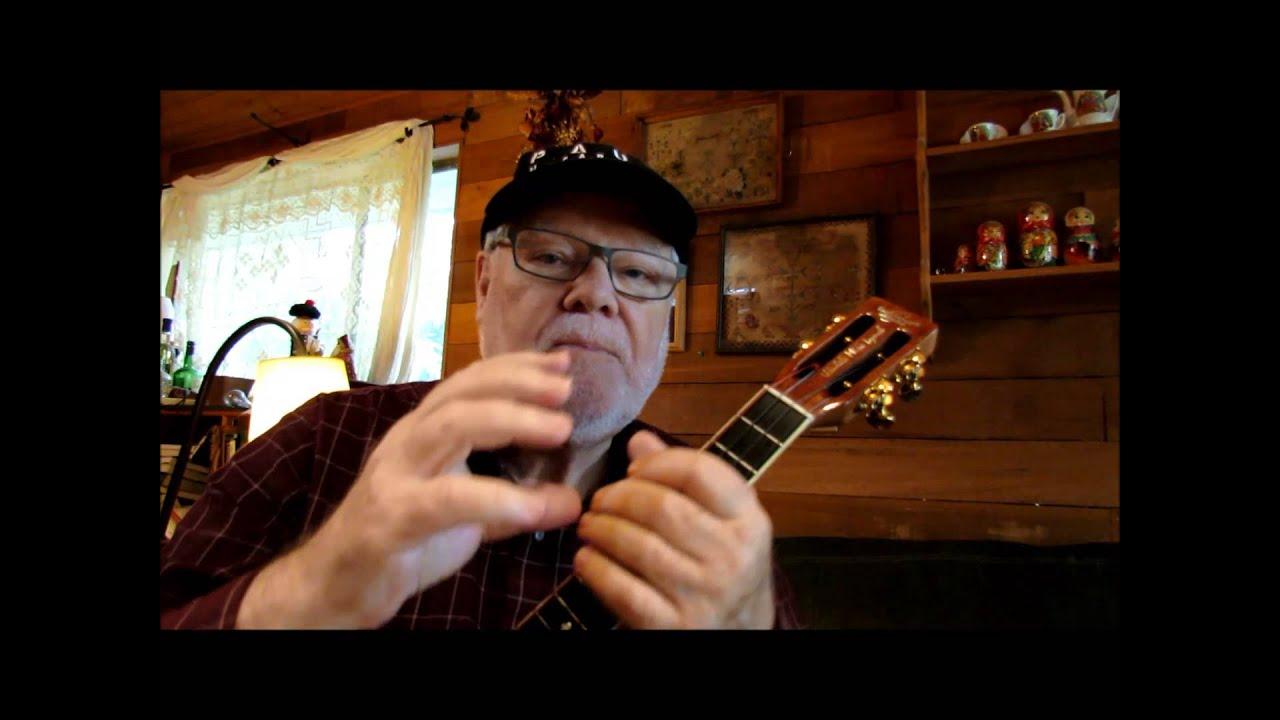 FUR ELISE ChordMelody arrangement for ukulele by