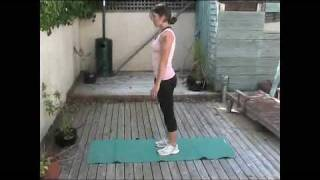 Emergency Beach Body System Workouts - Burpees