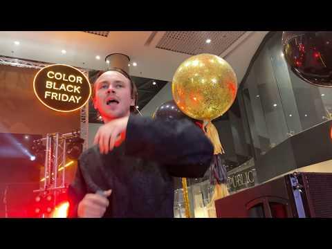 Артём Пивоваров - Artem Pivovarov - Ocean Plaza- Black Friday - Kyiv - 29 11 19