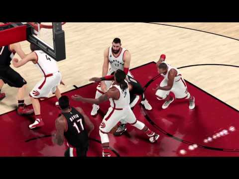 NBA 2K16: Visual Concepts doesn't really know what basketball is.
