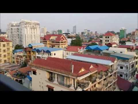 Good $30/Night Monsoon Bassac Hotel In Phnom Penh