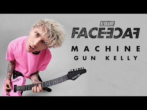 Face to Face with MACHINE GUN KELLY