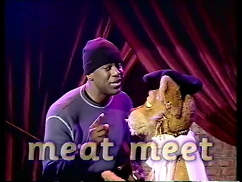 Between the Lions: Brian McKnight & Cleo sing