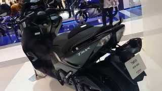 Yamaha TMAX IRON MAX 2015 dévoilé à l