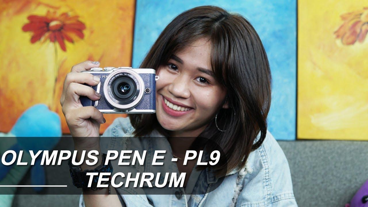 Trên tay Olympus Pen E-PL9 – Giấc mơ của các blogger thời trang và du lịch  | TECHRUM VN