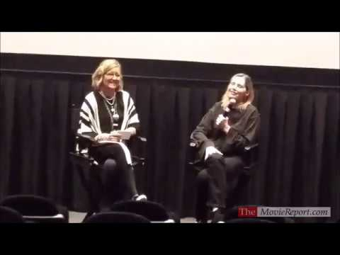 MARJORIE PRIME spoiler Q&A with Geena Davis - August 14, 2017