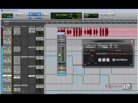 Lead Vocals Mixing Made Easy. Cool effects chain