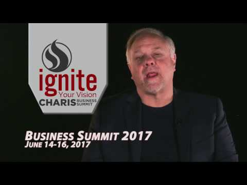 Charis Business Summit 2017 - Billy Epperhart