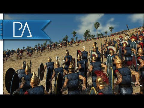 Great Lusitani Ambush: Athens Surrounded - Total War: Rome 2 Gameplay