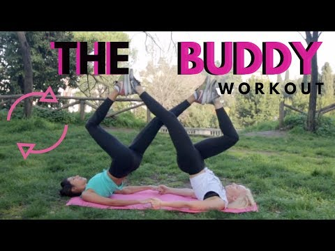 THE BUDDY WORKOUT   New Year, New You!