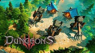Dungeons 3. Прохождение. Часть 10: Однажды у Катапульты