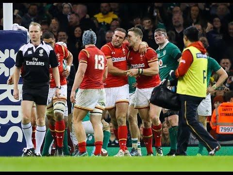 Short Highlights: Wales 22-9 Ireland | RBS 6 Nations