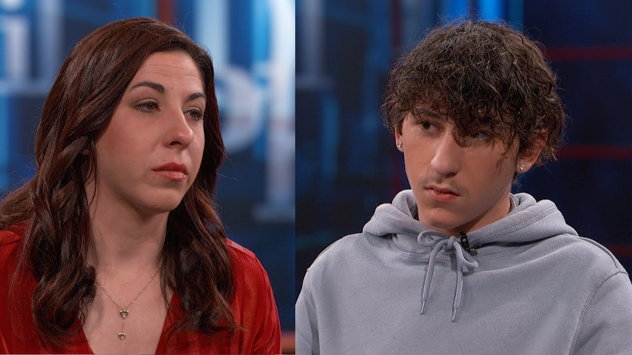 Teen Says He Wants More Time With Mom, But She Says She