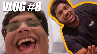 Performing Stand Up With Zakir Khan Vlog 8